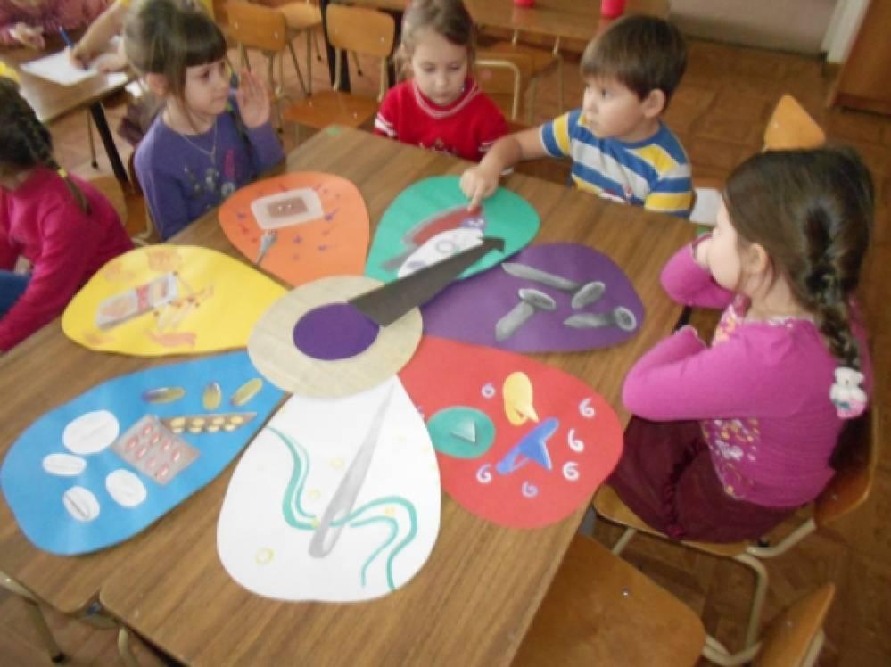 Дидактический игры в детском саду своими руками
