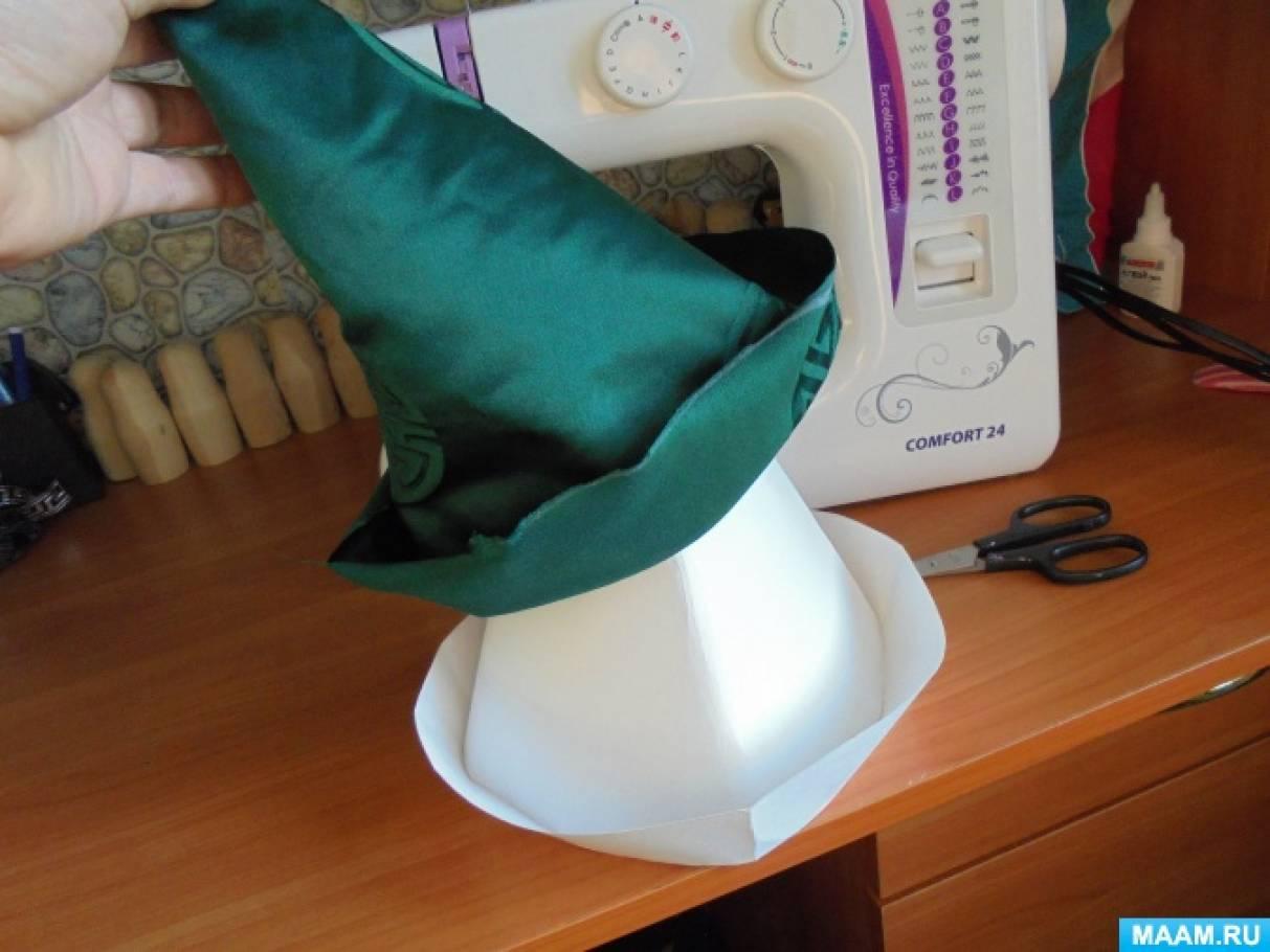 Как сделать шапку петрушки фото 252