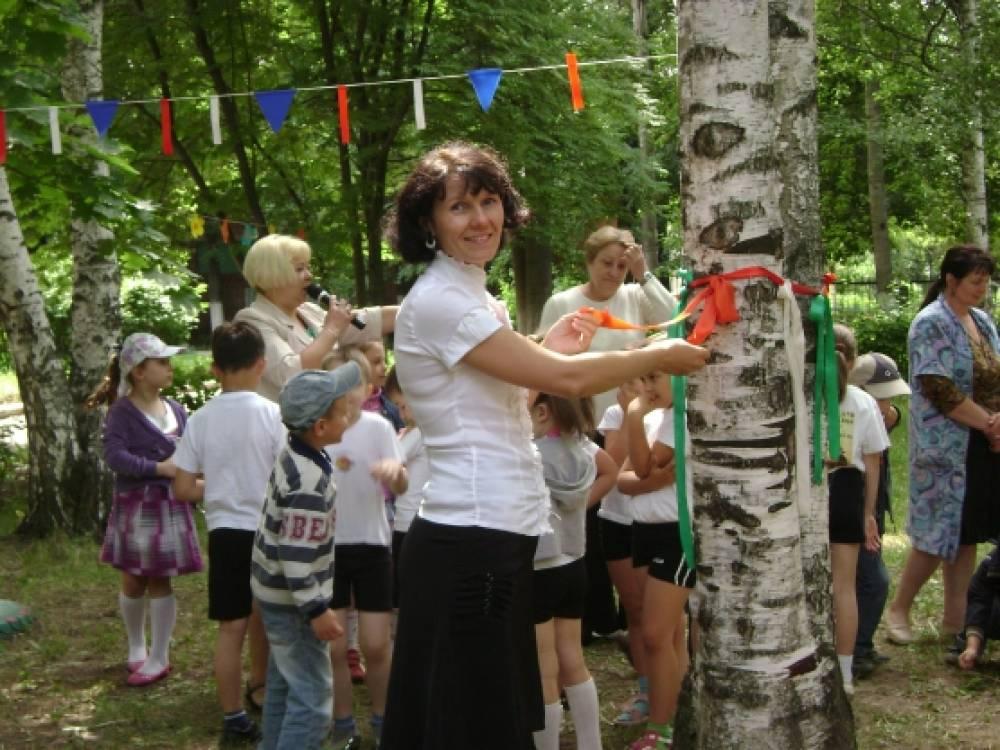 Фотоотчет «Как мы отмечаем День России»