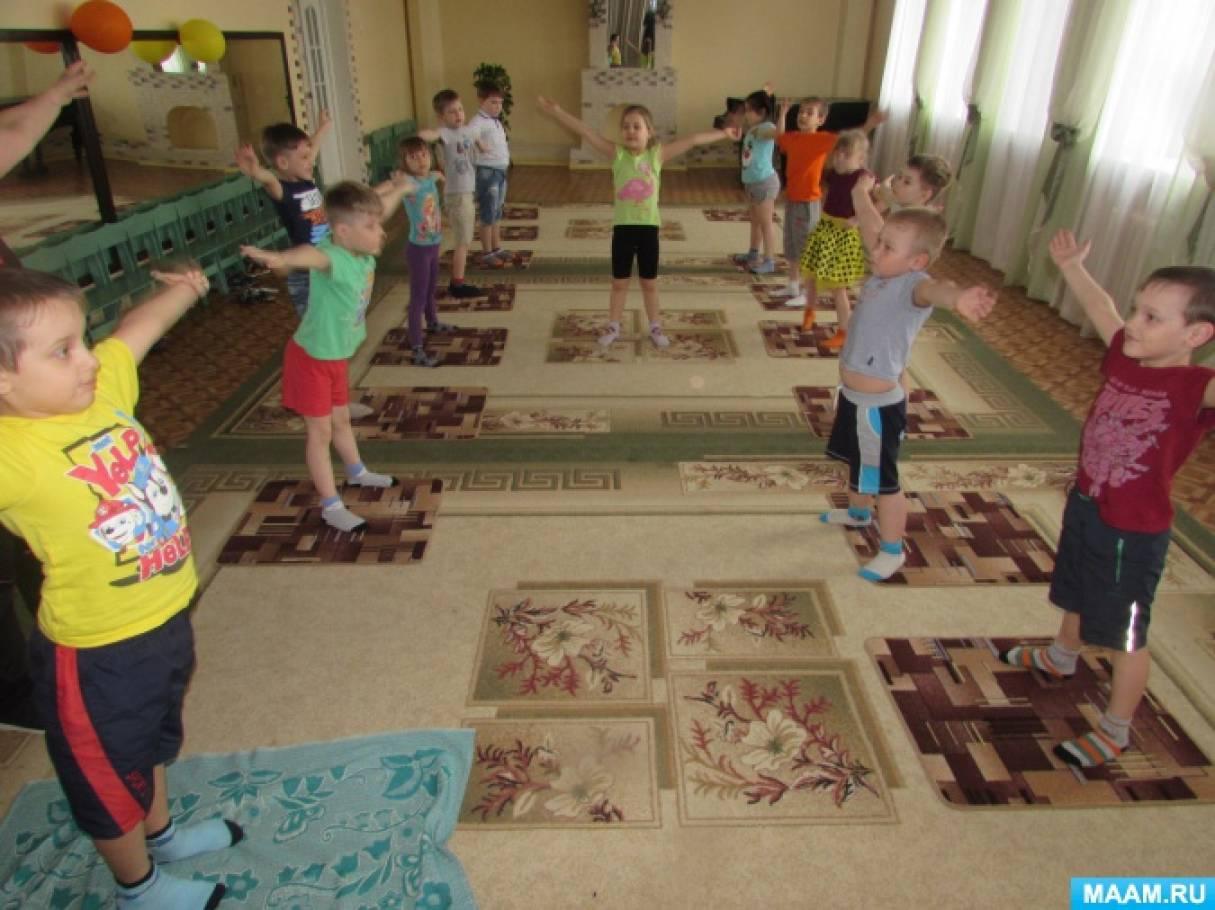 Сказка-йога для детей 6–7 лет «Путешествие по джунглям»