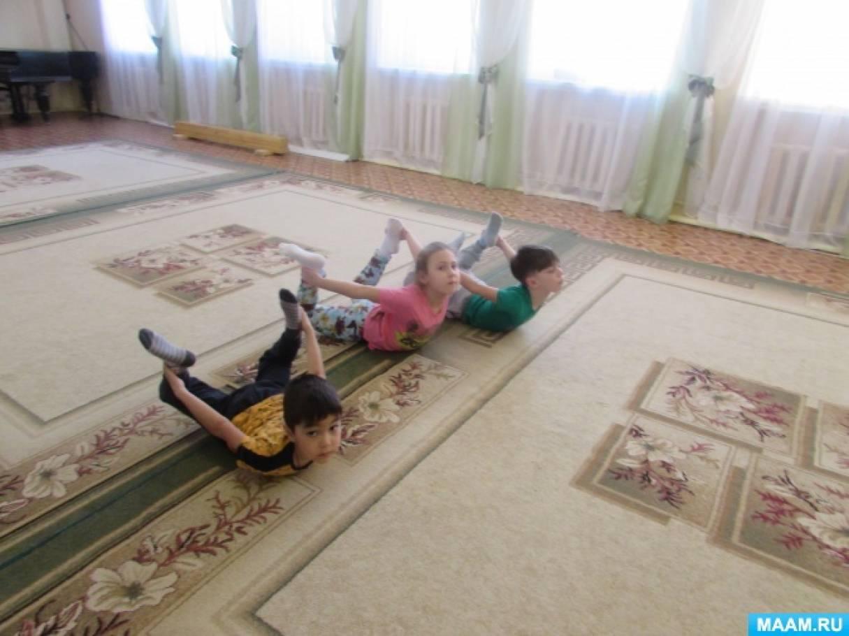 Йога и массаж при грыже пищевода