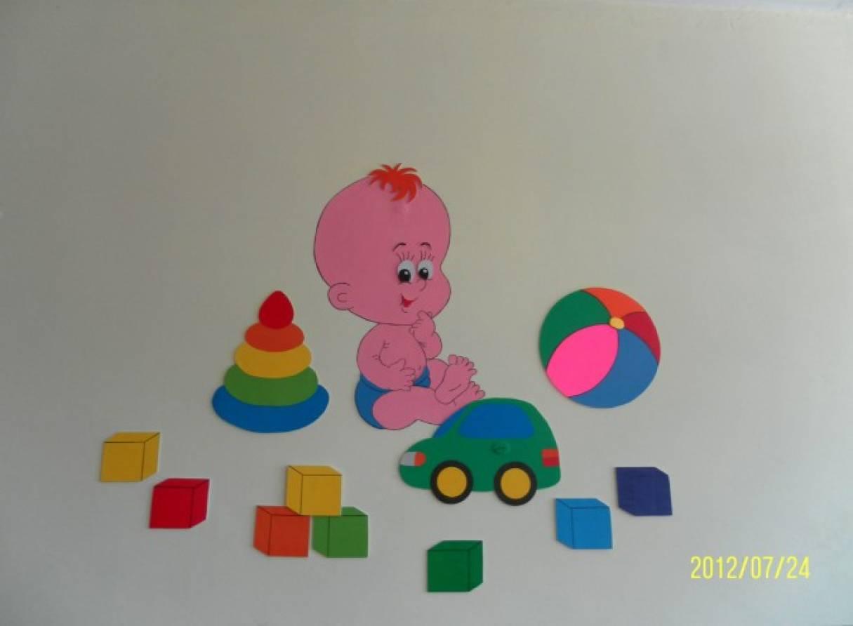 Детские поделки из плитки 868