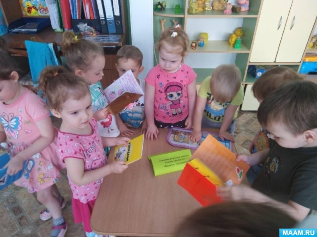 Проект «Книжка-малышка»