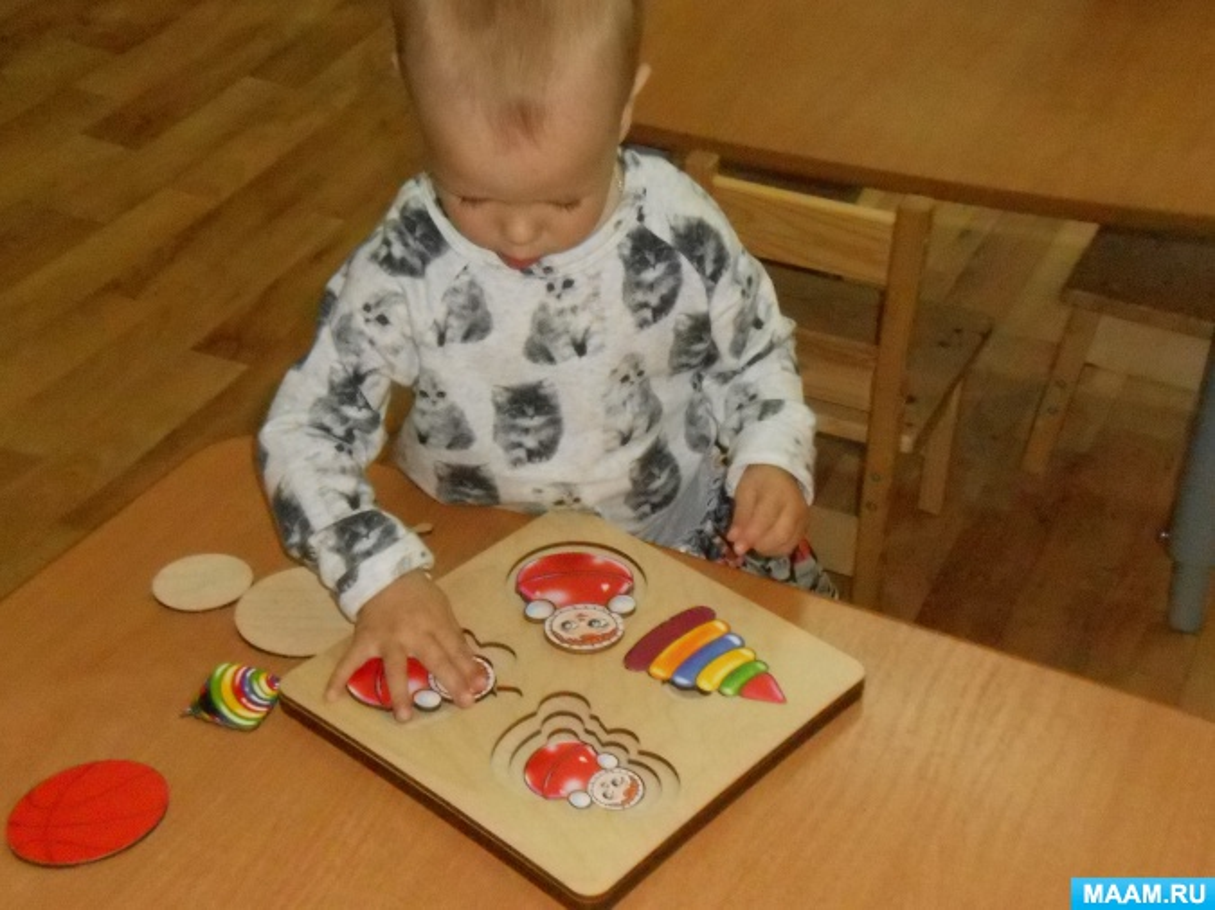 Педагогический проект по адаптации детей раннего возраста «Мы в детском саду»