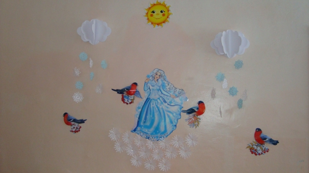 Картинки о зиме для оформления в садик