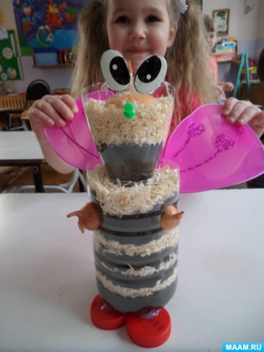 Мастер-класс «Пчелка Майя и ее друзья»