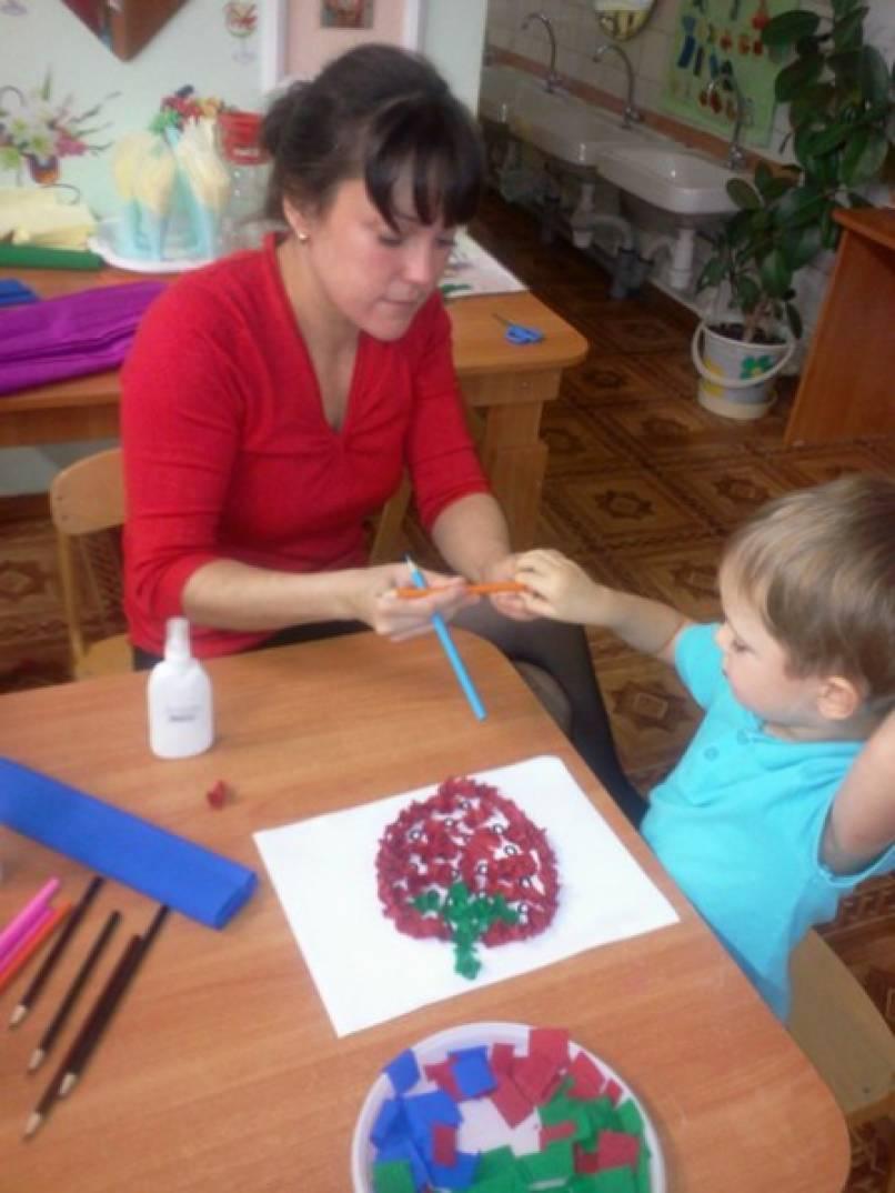 знакомство с натюрмортом детей в доу