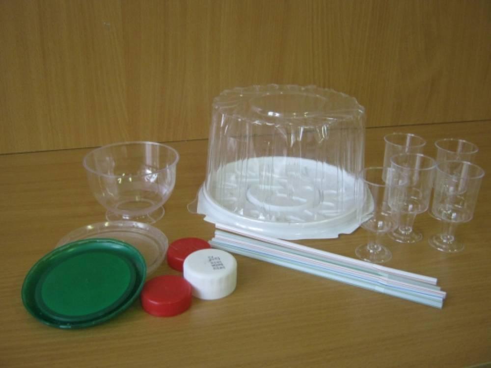 Поделки из упаковки из под торта 2