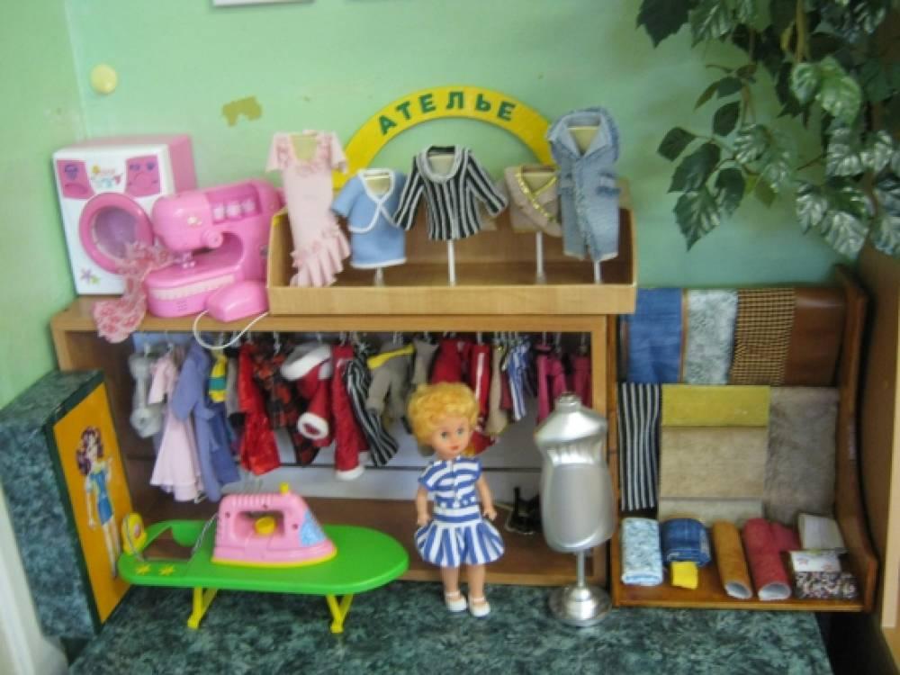 Создать одежды для куклы