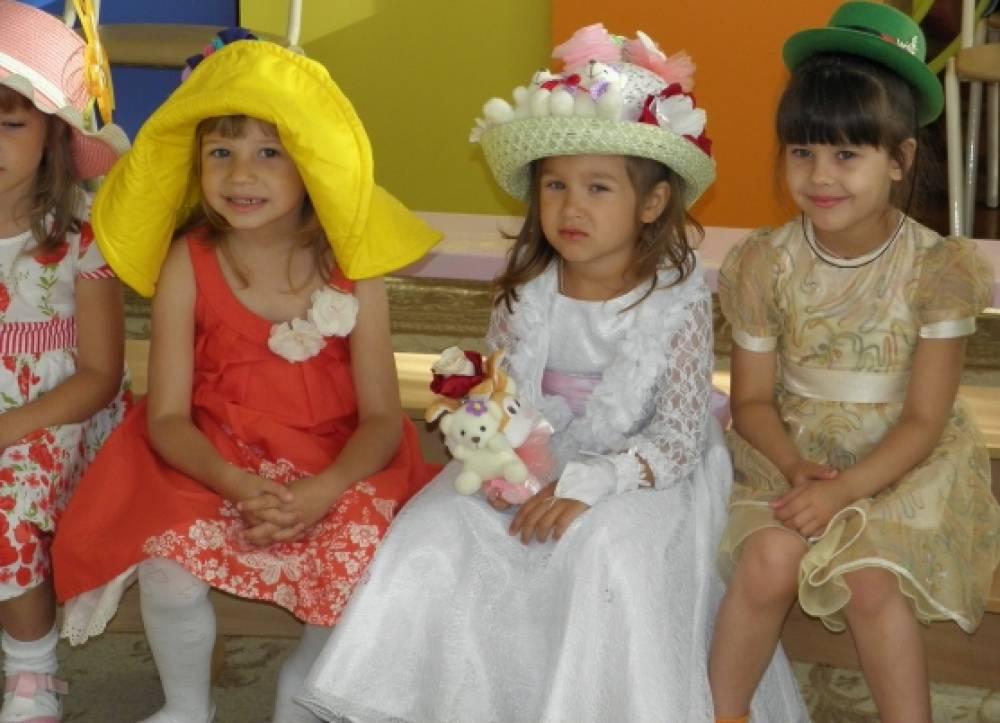 Детские шляпы конкурс своими руками
