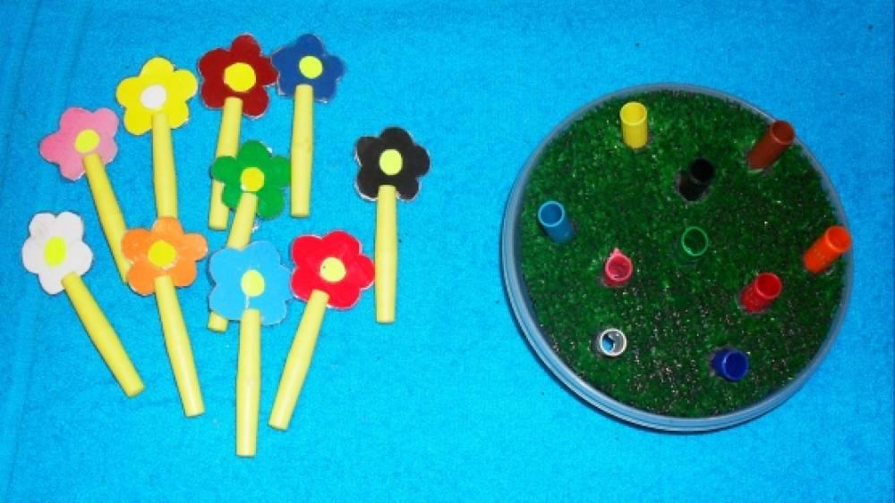 дидактическая игра комнатные растения средняя группа