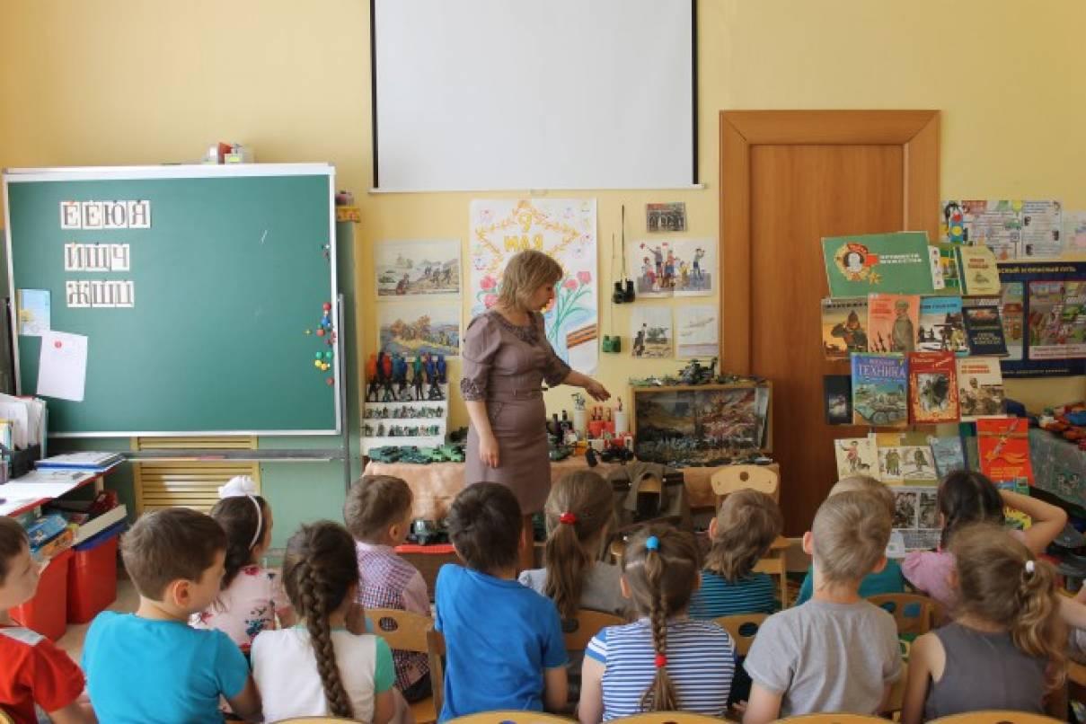 знакомство детей с музеями мира