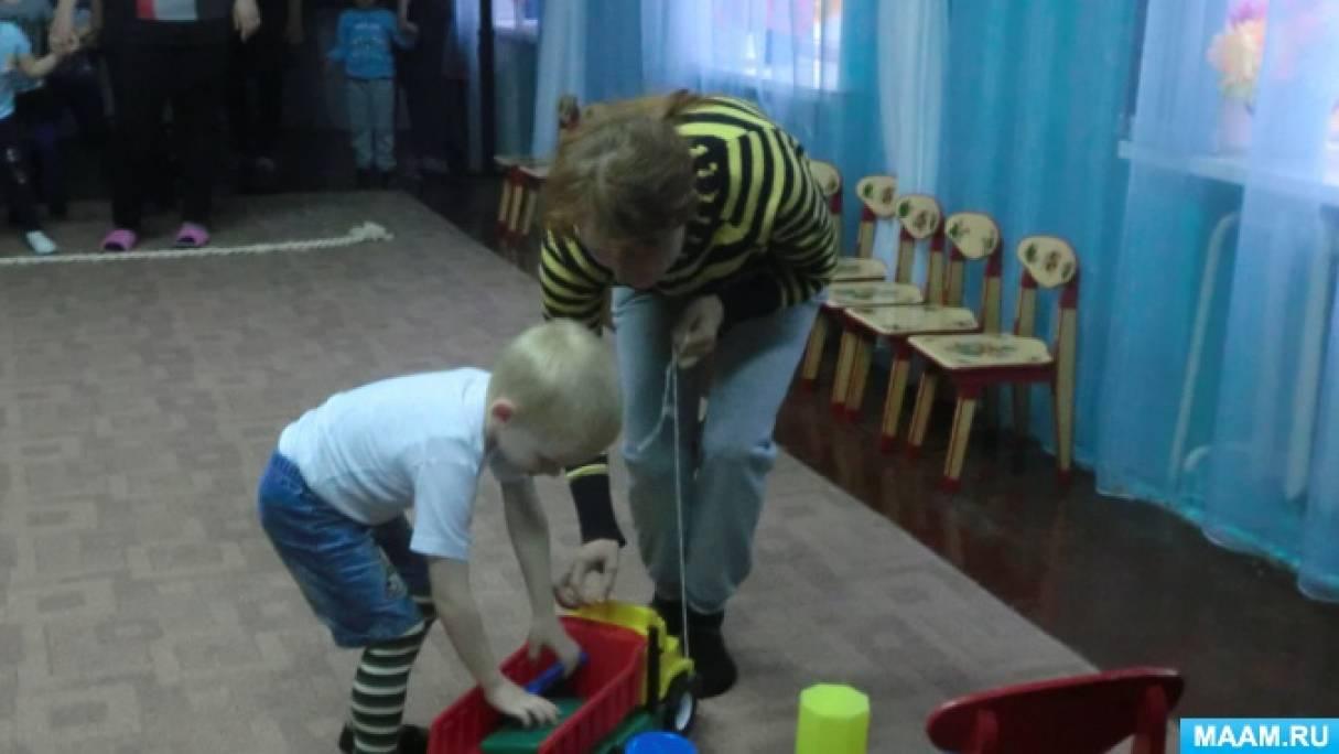 Сценарий спортивного мероприятия «Спортивные ребята» посвященный празднику Дню защиты детей в средней группе