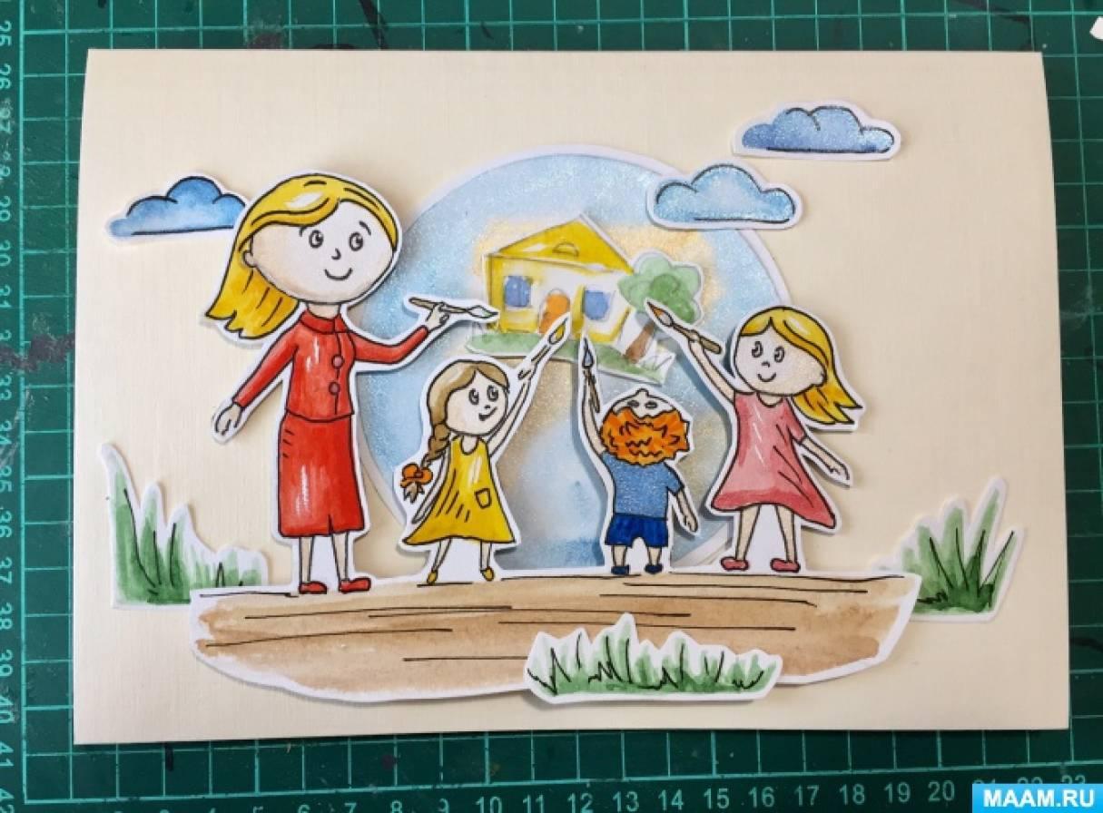 Поделки ко Дню Матери своими руками, идеи с фото, мастер-класс
