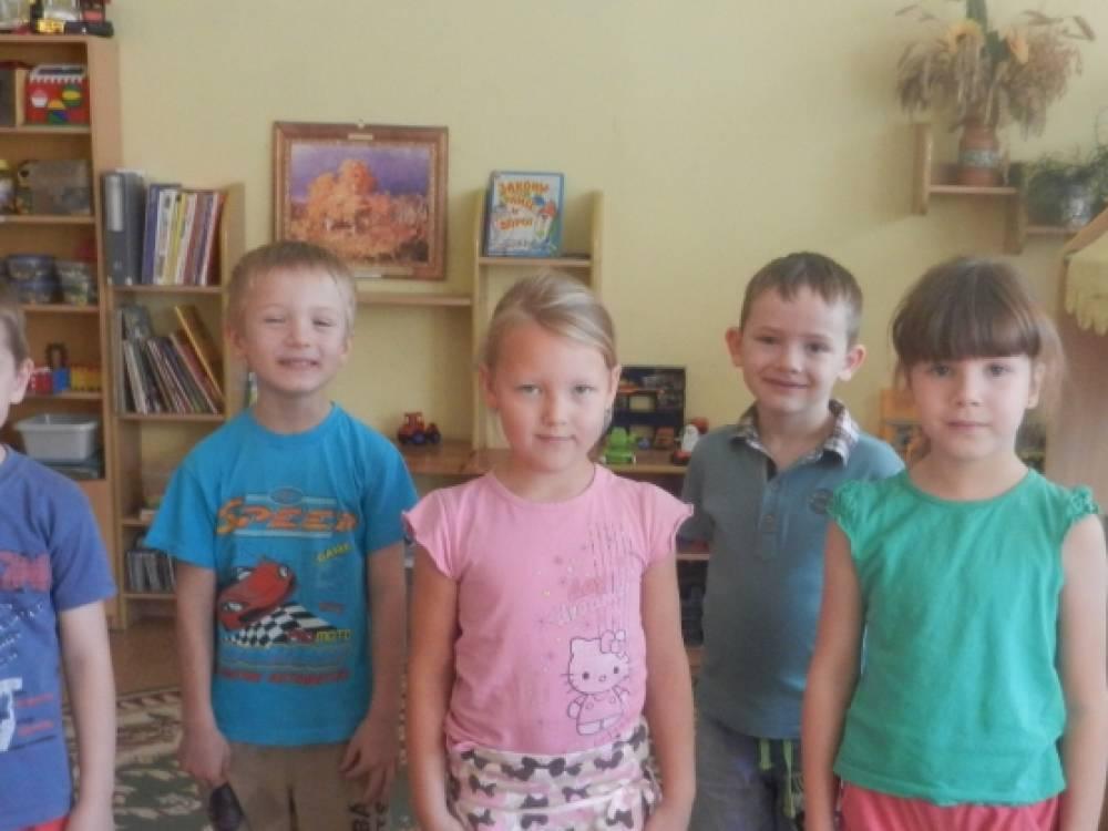 Использование динамической паузы в познавательном развитии дошкольников