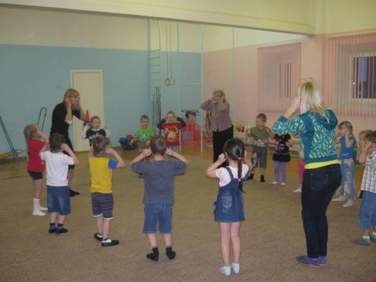 Физкультурное развлечение для детей старших групп «Новогоднее приключение»