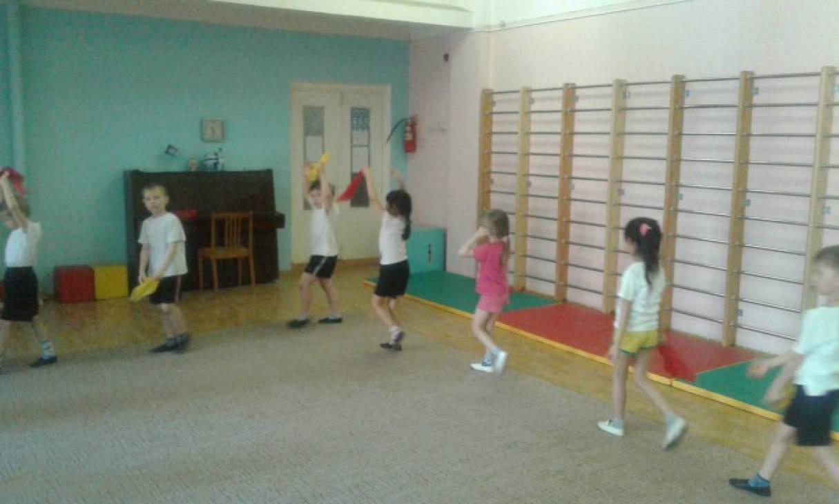 Конспект мастер класса по физкультуре