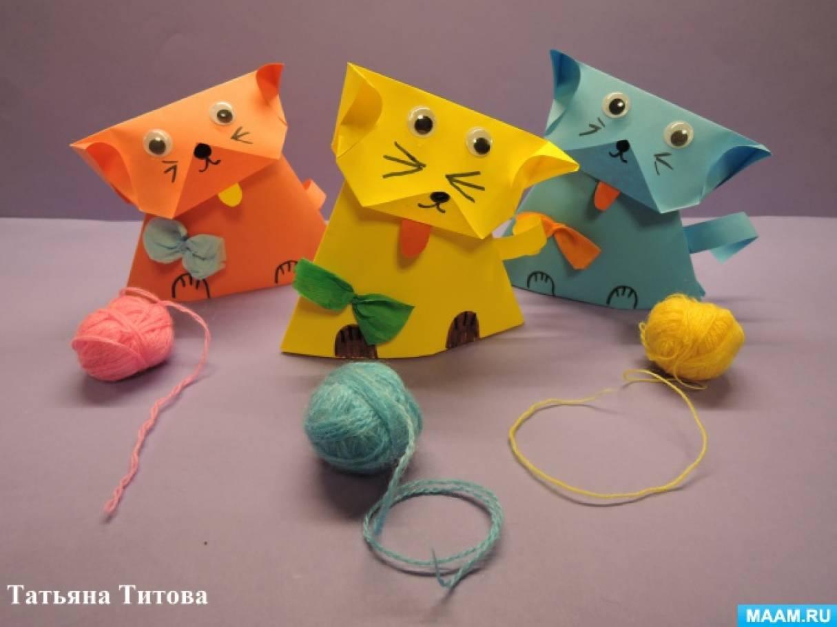 Методические рекомендации для родителей «Польза занятий оригами для детей дошкольного возраста»