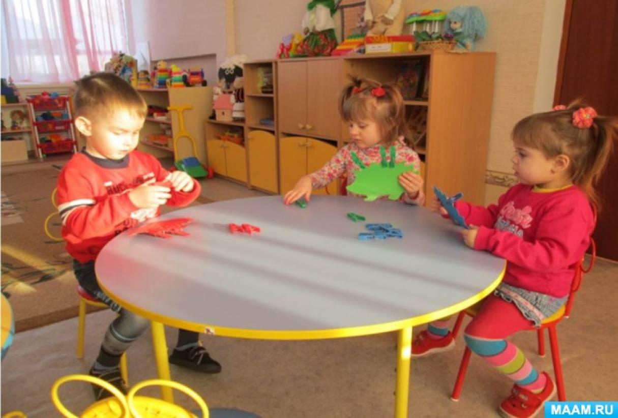 игры с дошкольниками для знакомства в группе
