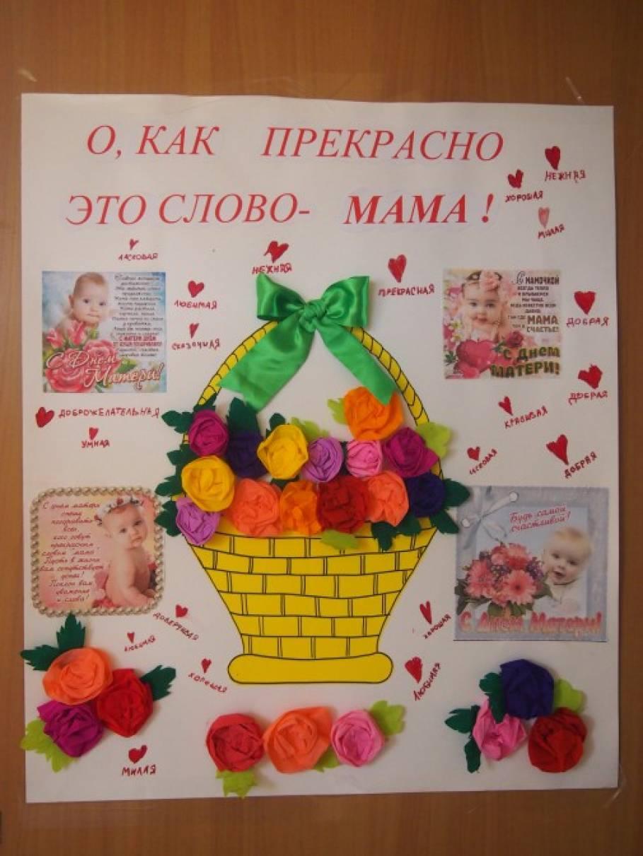 Стенгазета своими руками для мамы на день рождения от 426