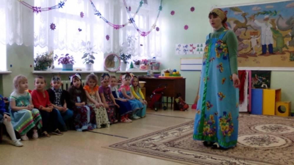 Русский народный праздник «Святки-Колядки»