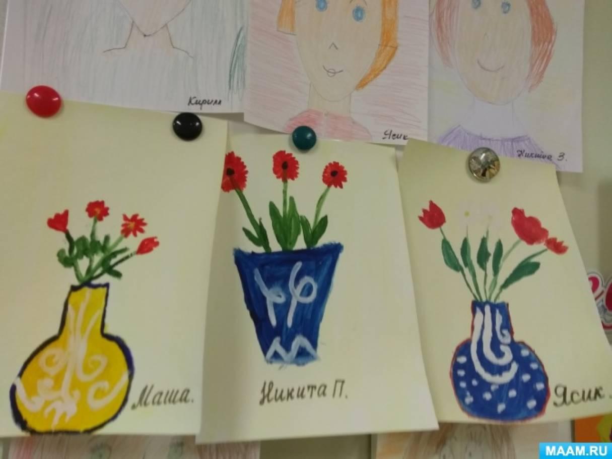 Картинки, открытка для мамы задачи