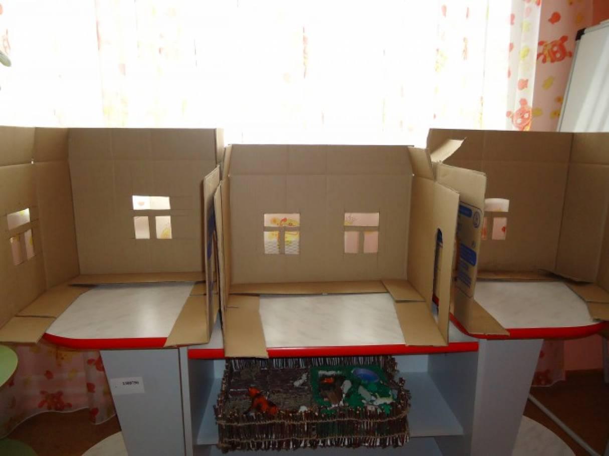 Мастер-класс «Мини-музей советской игрушки»