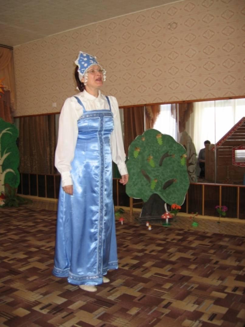 Театрализованная деятельность в детском саду. Сценарий постановки «Теремок на новый лад»