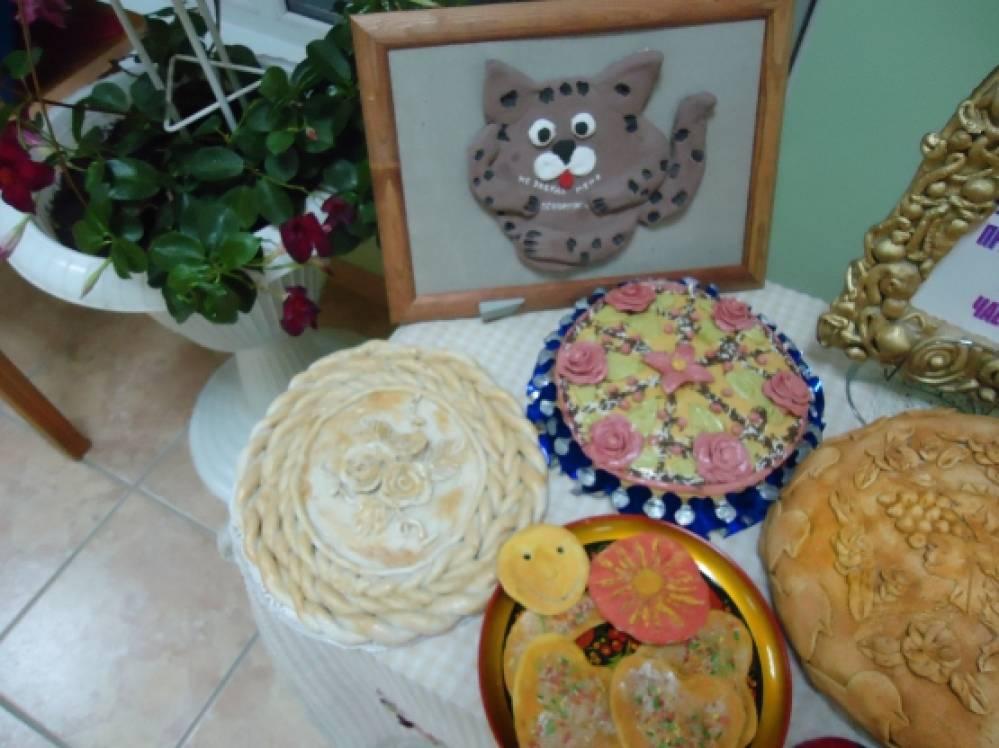 Хлеб всему голова поделки детскому саду 418