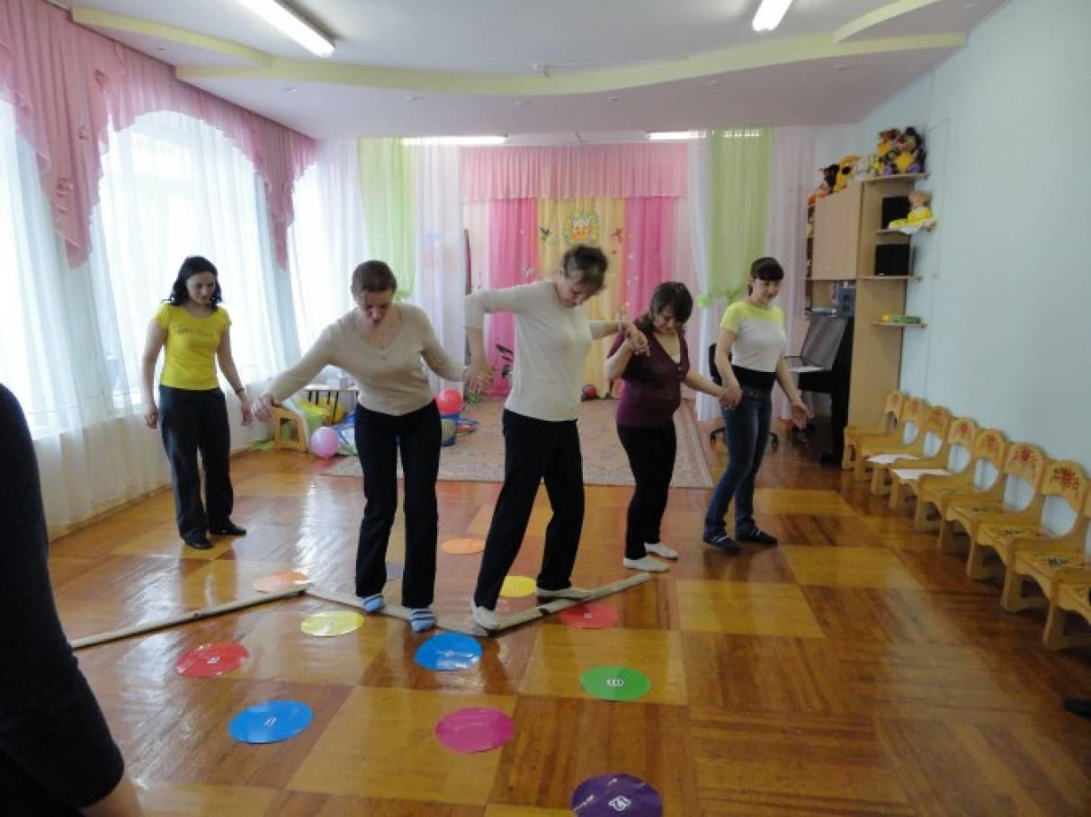 тренинг с педагогами упражнения на знакомство