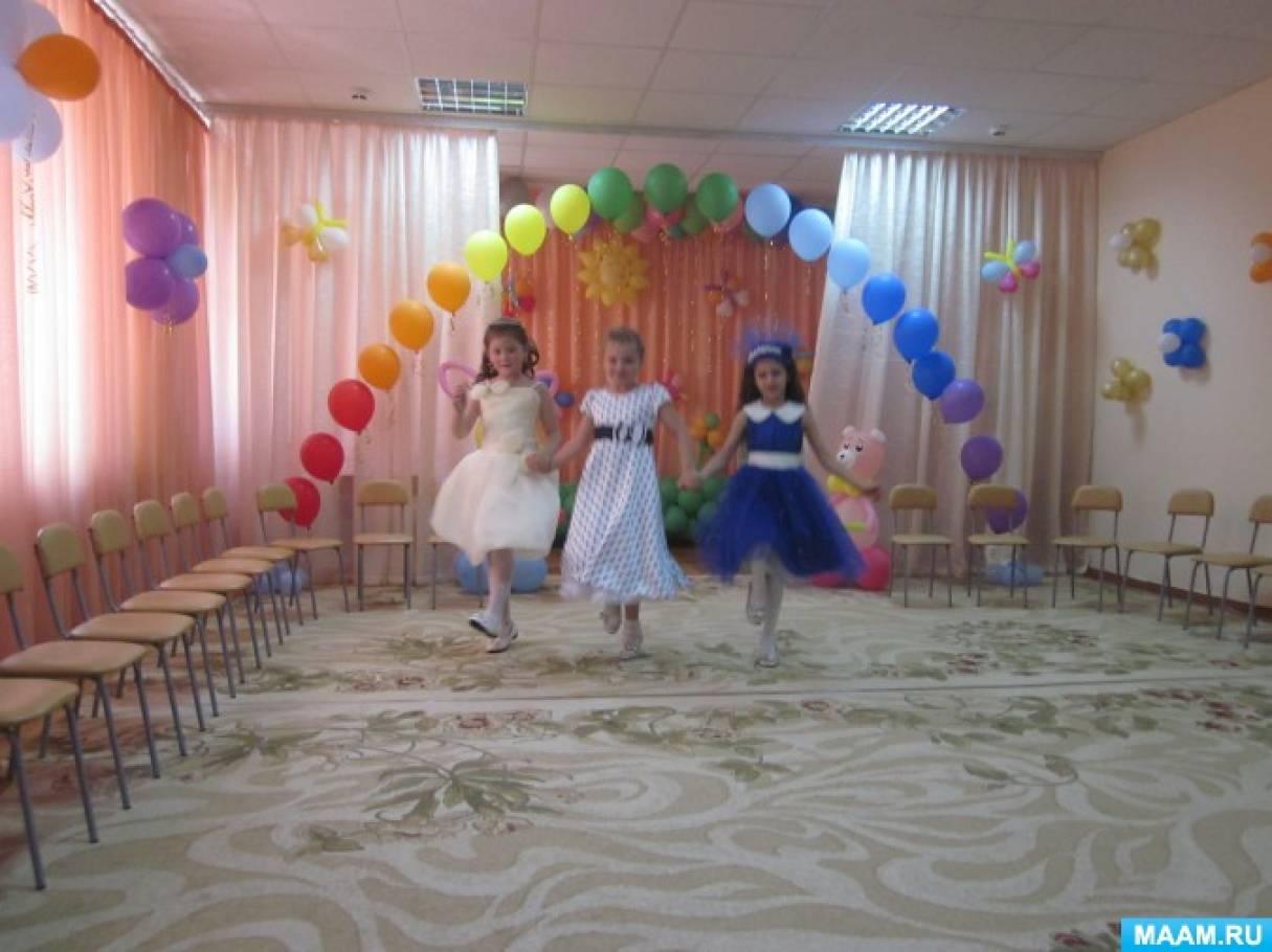 Сценарий выпускного праздника фильм-фильм