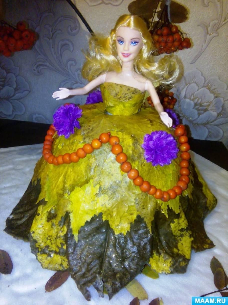Кукла из природного материала своими руками 97