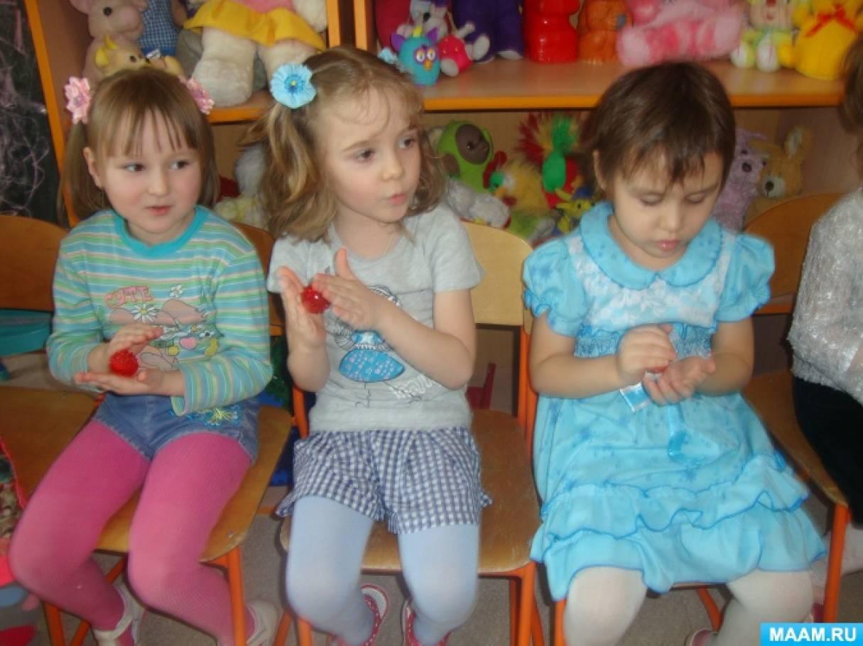 Фотоотчет: Педагогический проект «Использование Су-Джок терапии в речевом развитие детей дошкольного возраста».