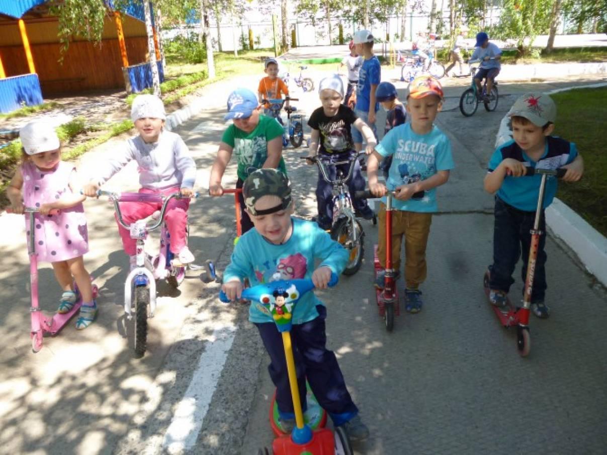 Сценарий детского праздника города