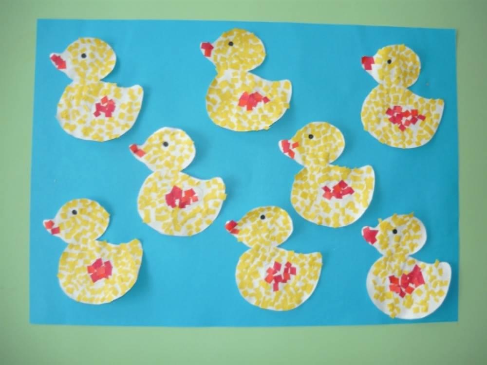 Младшая группа детского сада поделки к 8 марта 145
