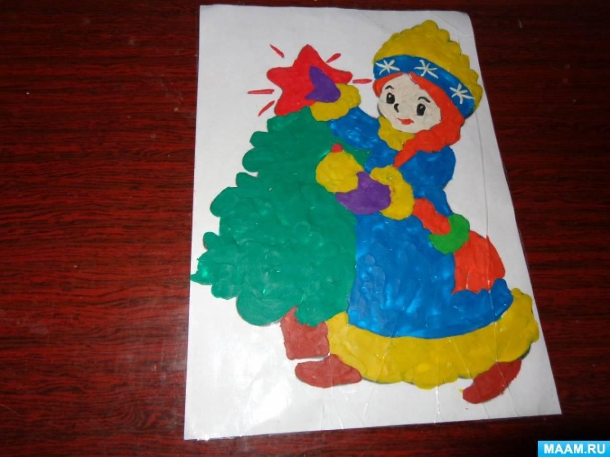 знакомство с натюрмортом у дошкольников
