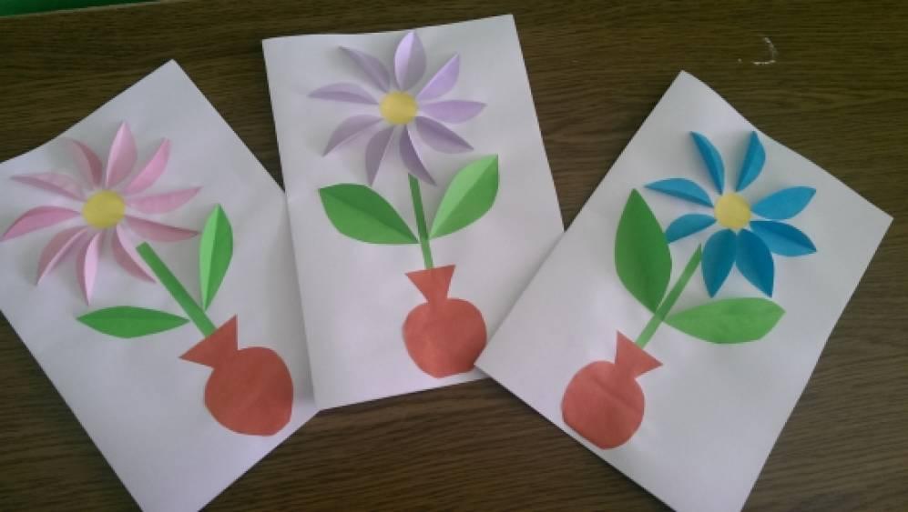 Подарок для мамы на 8 марта своими руками в детском саду