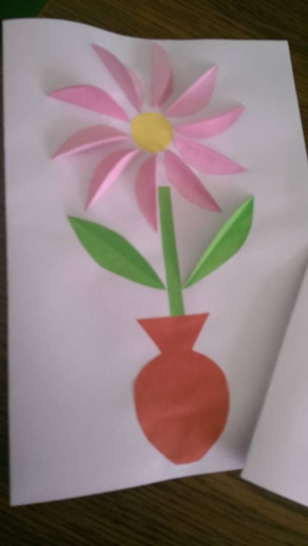 Открытки, открытка для мам во второй младшей группе