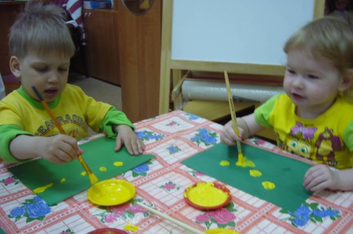 Неделя цветов в детском саду планирование