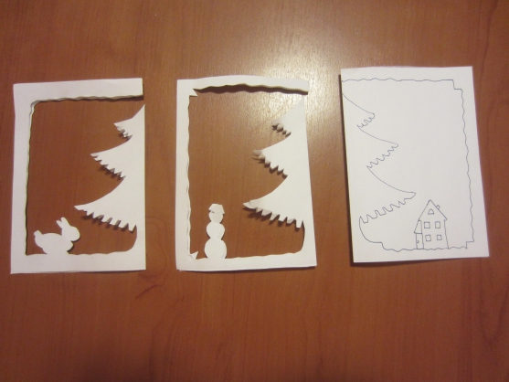 Картинки, детская открытка с новым годом старшая группа