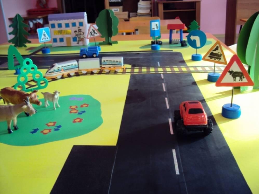 Обучающая игра по ПДД «Дорожники»
