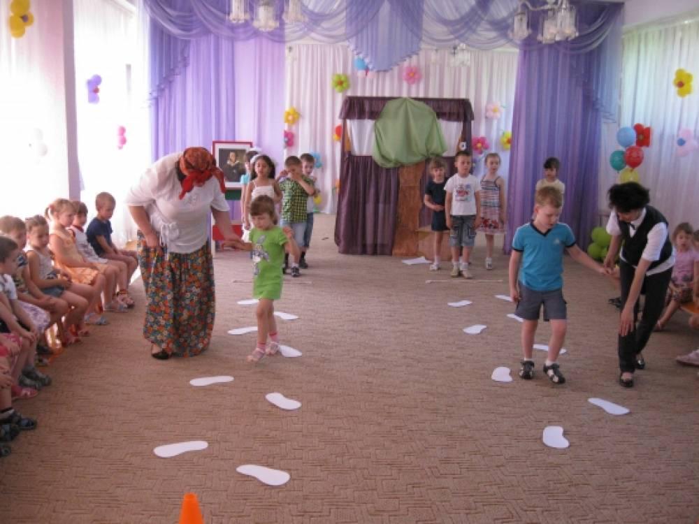 Фотоотчет «Сказочный праздник в детском саду»