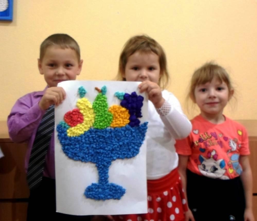 Мастер класс натюрморт фрукты в вазе