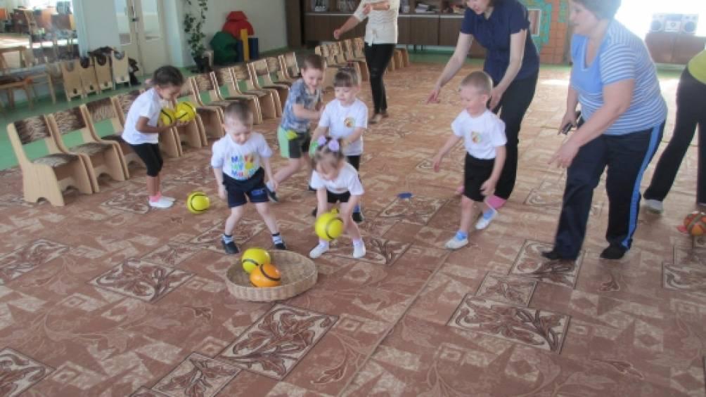 игра на знакомство с детьми в детском саду 3 4 года