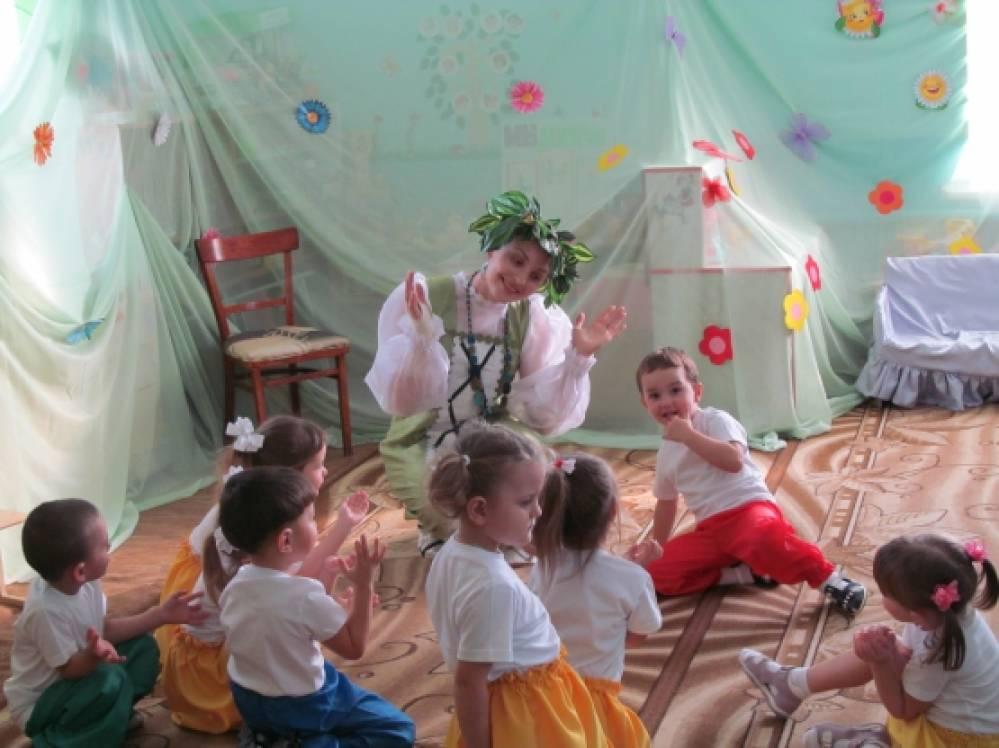 Сценарий на апрель для детей