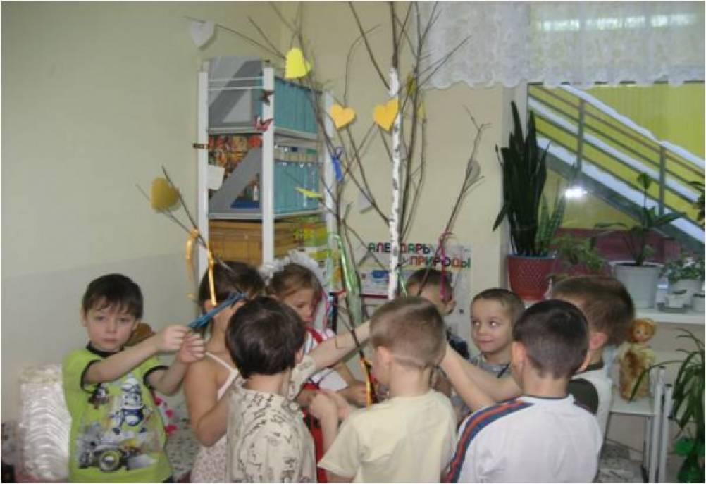 занятия по знакомству с цветами в доу