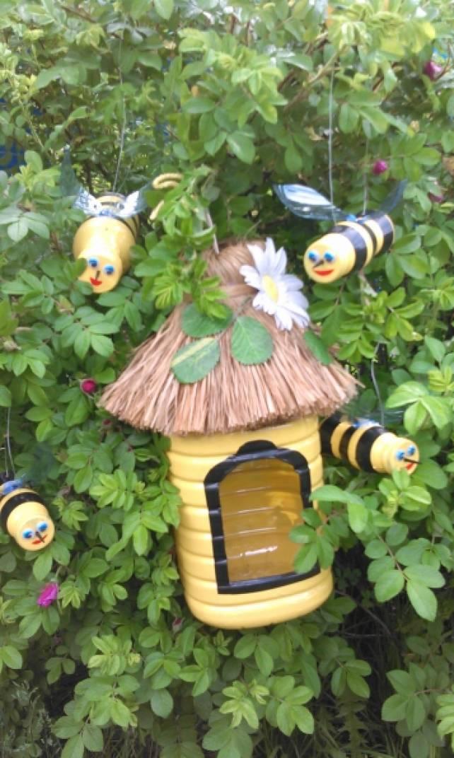 Пчела для дачи своими руками - ЛЕГИОН