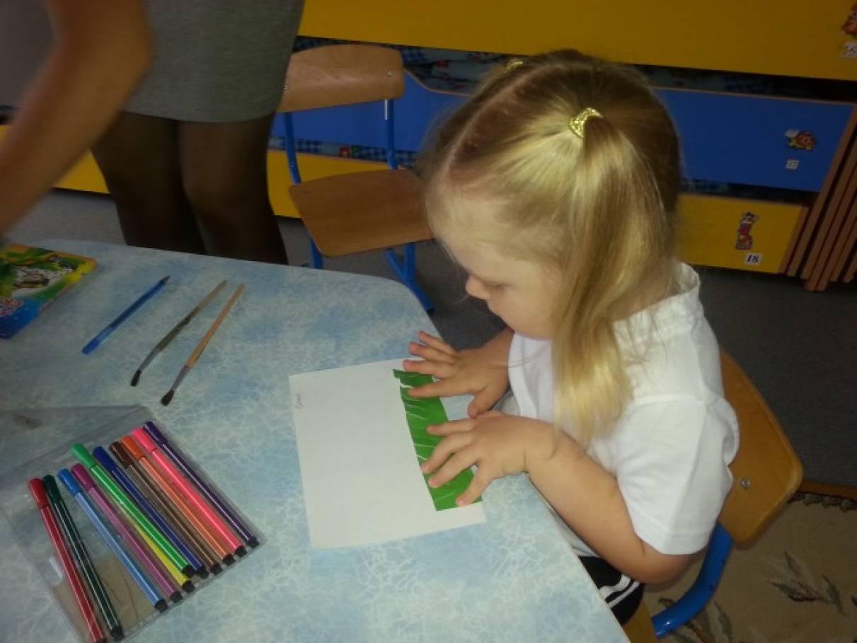 конспект занятия по рисованию знакомство с карандашом и бумагой