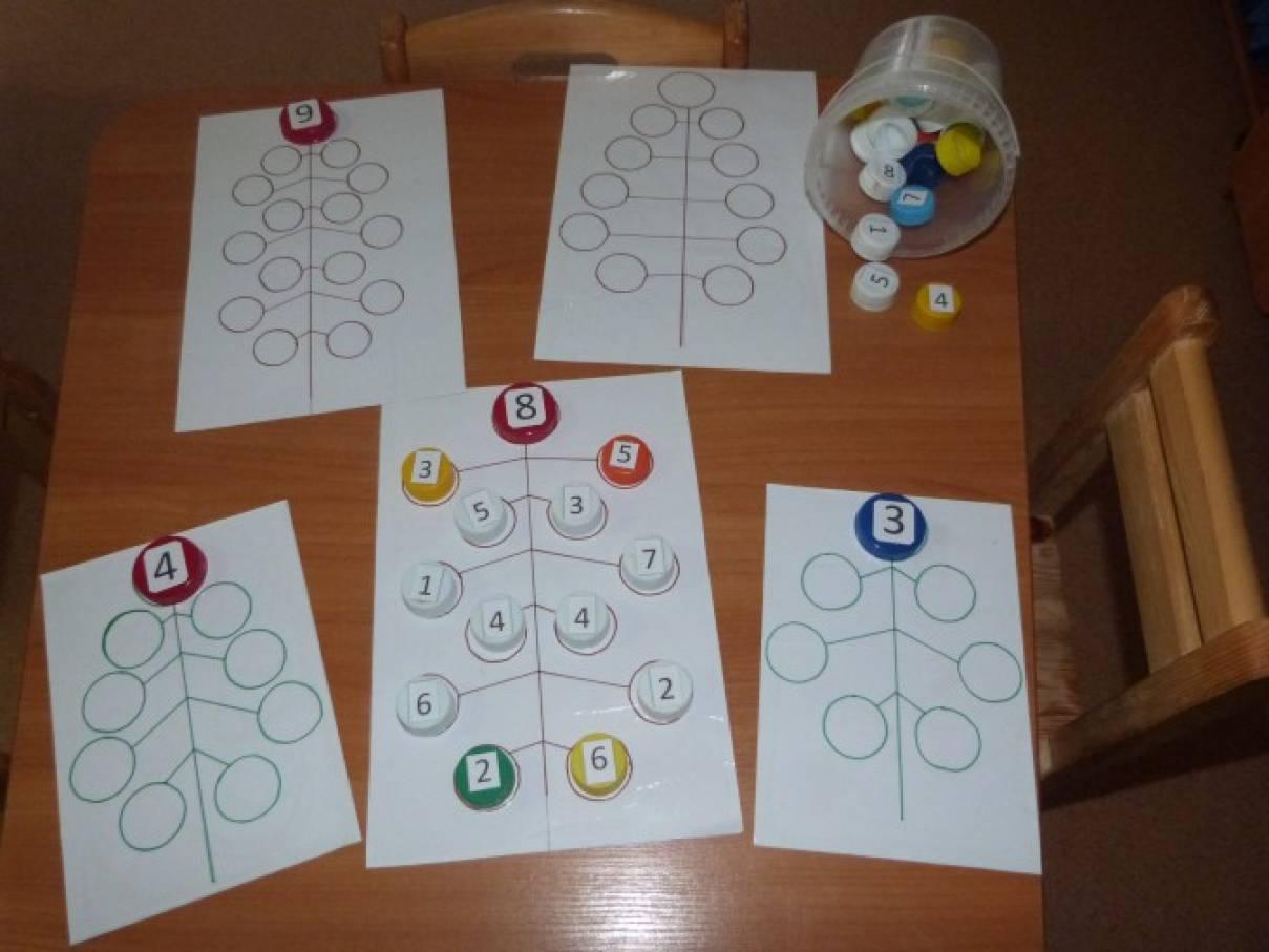 знакомство с геометрическими фигурами в детском саду