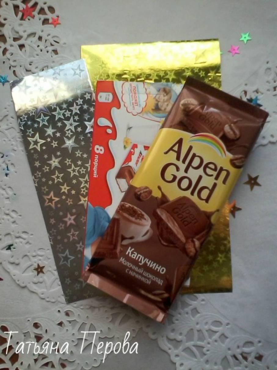 Как сделать сладкий подарок своими руками. Список идей  Фото